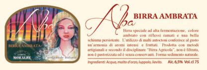 Alba Birra Ambrata 33 cl-300