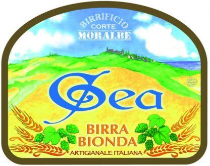 Gea Birra Bionda 75 cl-285
