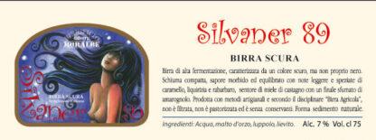 Silvaner 89 Birra Scura 33cl-308