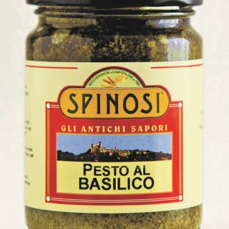 Pesto al basilico
