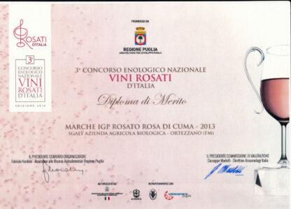Premio Rosa di Cuma